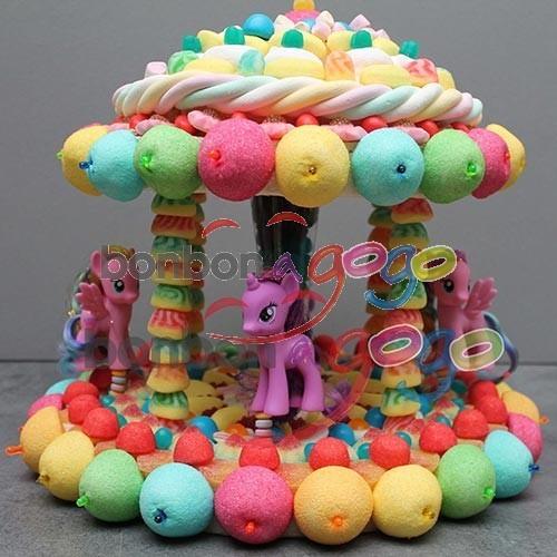 Arc en ciel cake ideas and designs - Gateau en bonbon ...